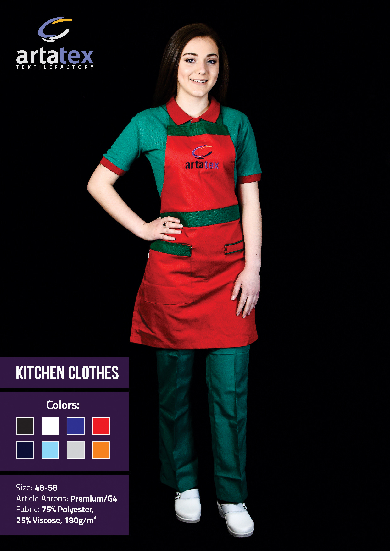 ArtaTex - Kitchen Clothes