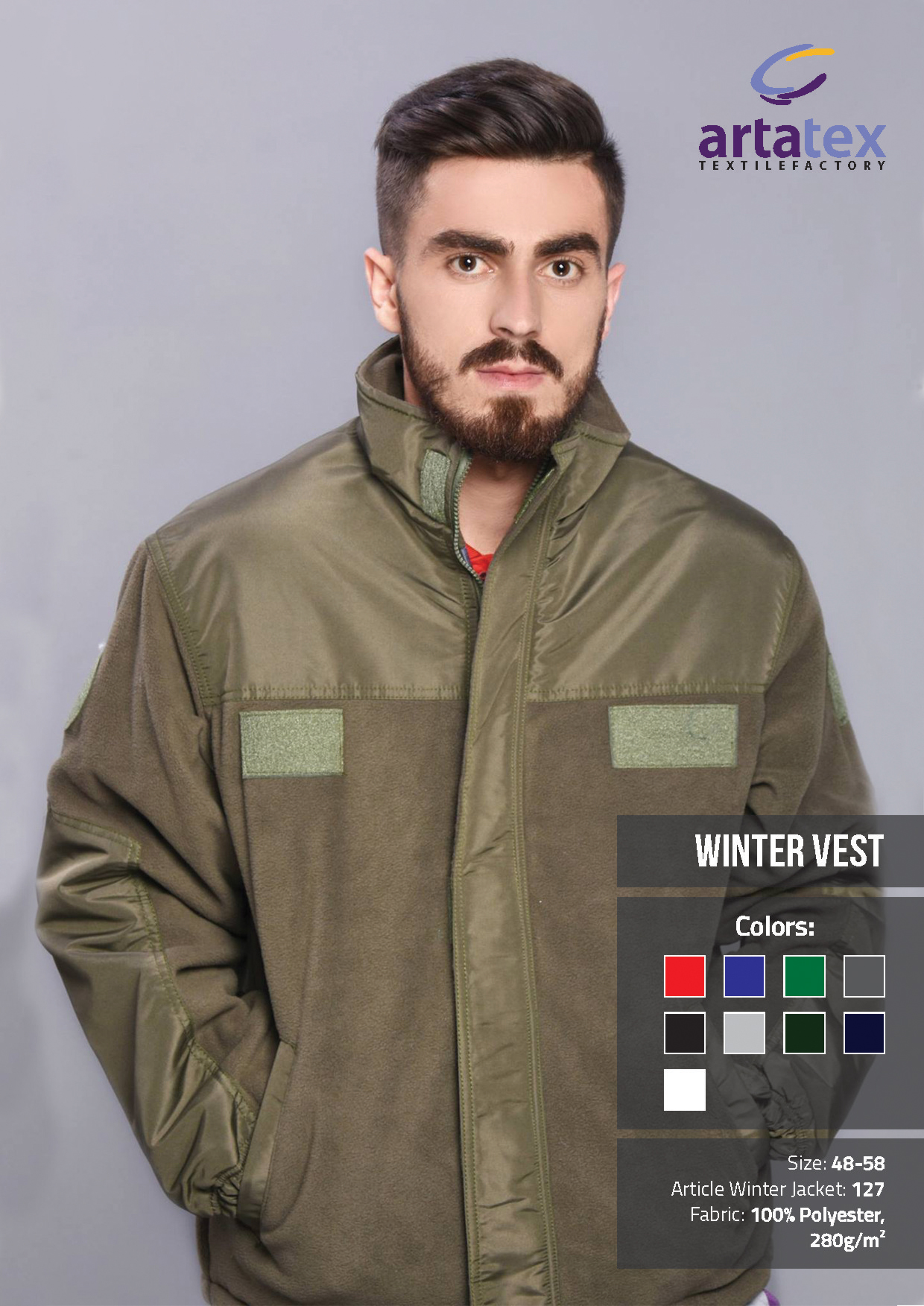ArtaTex - Winter Vest