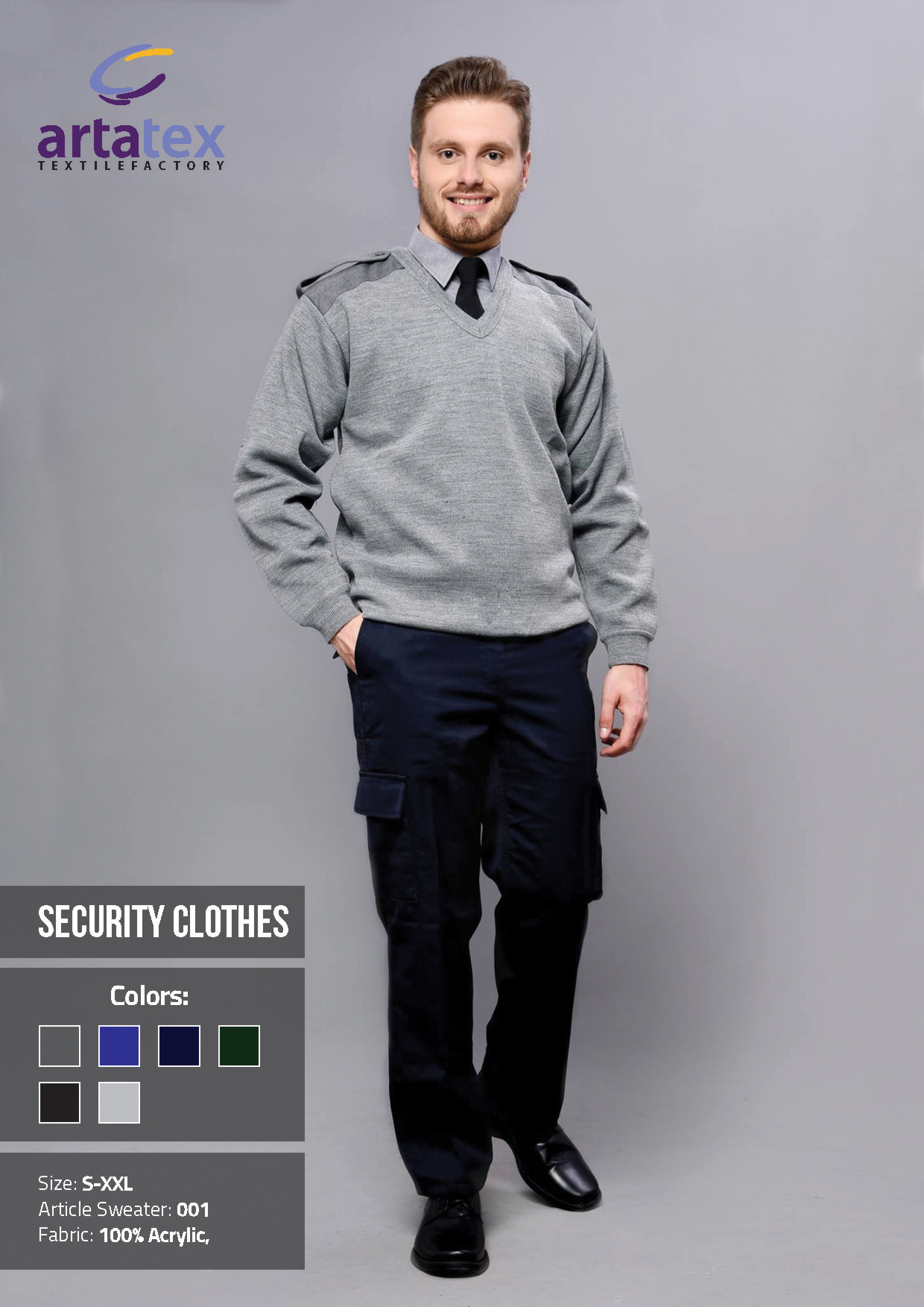 ArtaTex - Security Clothes
