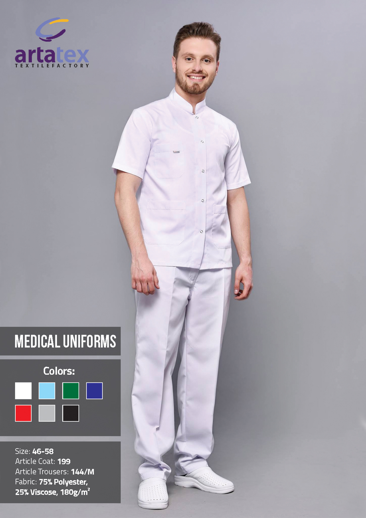 ArtaTex - Medical Uniforms