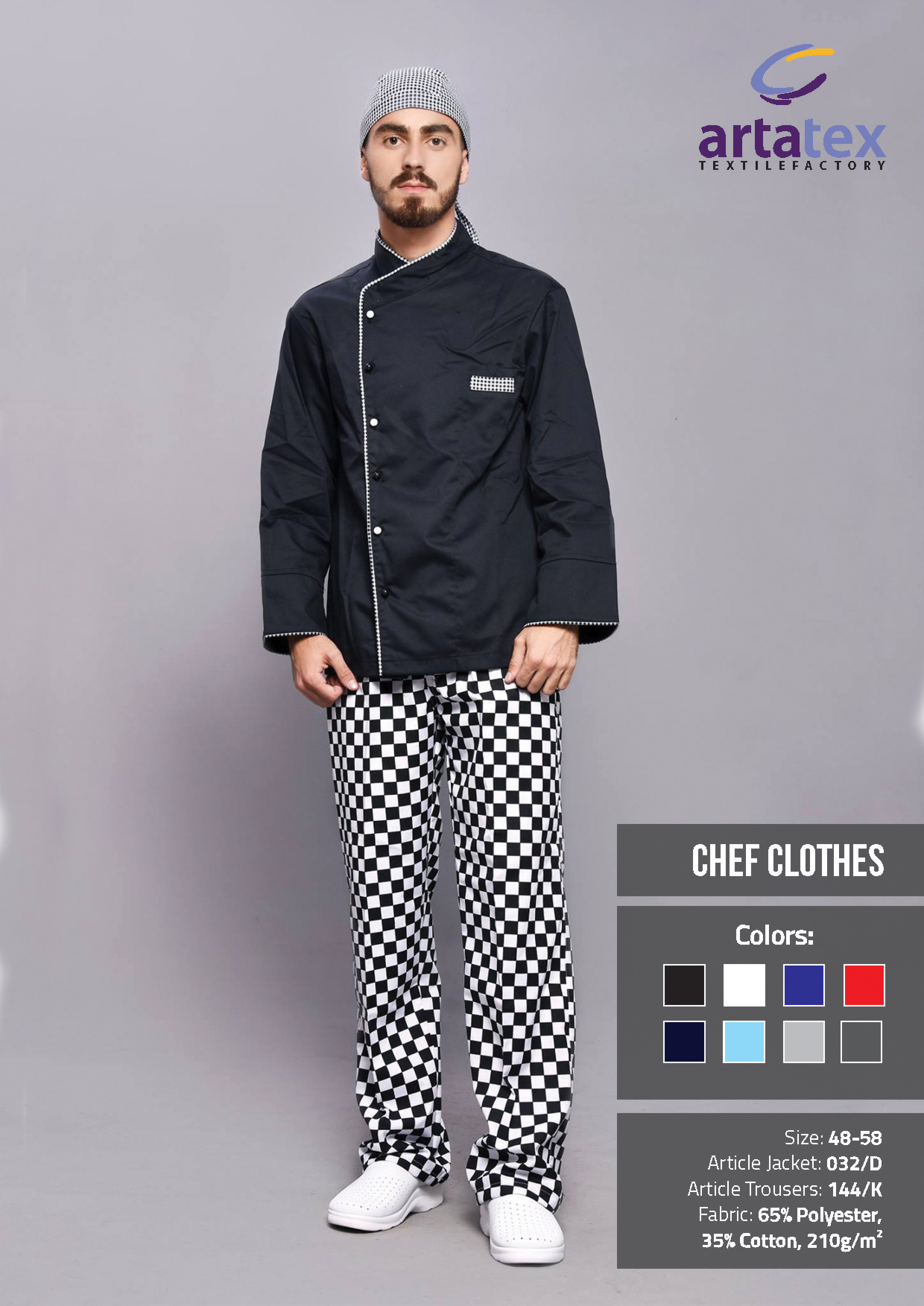 ArtaTex - Chef Clothes